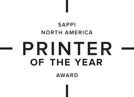 SAPPI North America Printer of the Year Award